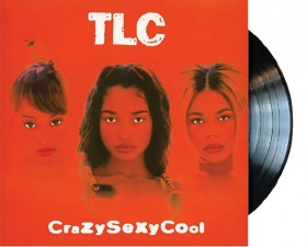 TLC-CrazySexyCool-1994-Vinyl on sale