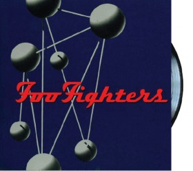 Foo-Fighters-The-Colour-and-The-Shape-1997-Vinyl on sale