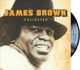 James-Brown-Collected-Vinyl on sale