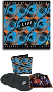 Rolling-Stones-Steel-Wheels-Live-180gm-Black-Vinyl-4LP on sale