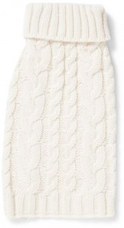 Bond-Co-Cable-Dog-Knit-Cream on sale