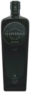 Scapegrace-Black-Dry-Gin-700ml on sale
