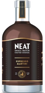 Neat-Small-Batch-Crafted-Cocktail-Espresso-Martini-Good-George-750ml on sale