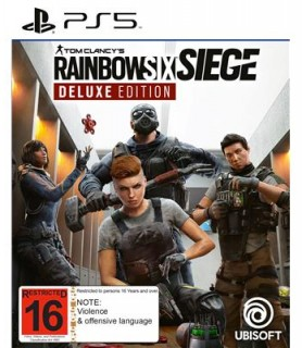 PS5-Tom-Clancys-Rainbow-Six-Siege-Deluxe-Edition on sale