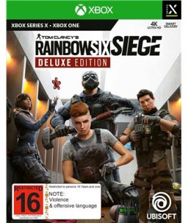 Xbox-Series-X-Tom-Clancys-Rainbow-Six-Siege-Deluxe-Edition on sale