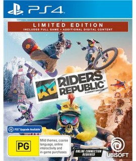 PS4-Riders-Republic-Limited-Edition on sale