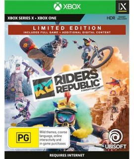 Xbox-Series-X-Riders-Republic-Limited-Edition on sale