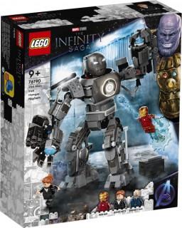 LEGO-Super-Heroes-Iron-Man-Iron-Monger-Mayhem-76190 on sale
