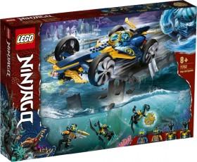 LEGO-Ninjago-Ninja-Sub-Speeder-71752 on sale