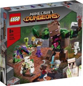 LEGO-Minecraft-The-Jungle-Abomination-21176 on sale