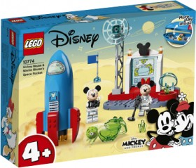 LEGO-Disney-Mickey-Mouse-Minnie-Mouses-Space-Rocket-10774 on sale
