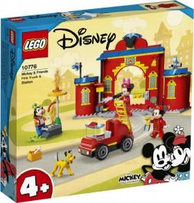 LEGO-Disney-Mickey-Friends-Fire-Truck-Station-10776 on sale