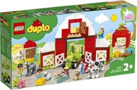 LEGO-Duplo-Barn-Tractor-Farm-Animal-Care-10952 on sale