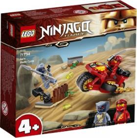 LEGO-Ninjago-Kais-Blade-Cycle-71734 on sale