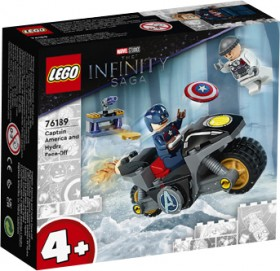 LEGO-Super-Heroes-Captain-America-and-Hydra-Face-Off-76189 on sale
