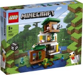 LEGO-Minecraft-The-Modern-Treehouse-21174 on sale