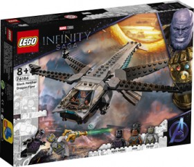 LEGO-Super-Heroes-Black-Panther-Dragon-Flyer-76186 on sale