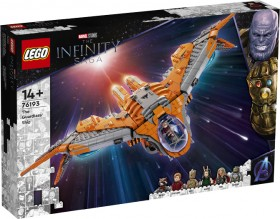 LEGO-Super-Heroes-The-Guardians-Ship-76193 on sale