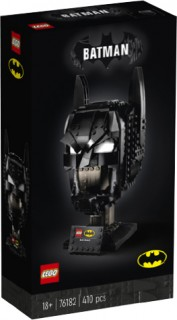 LEGO-Super-Heroes-Batman-Cowl-76182 on sale