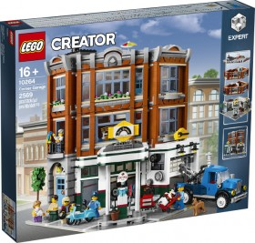 LEGO-Creator-Corner-Garage-10264 on sale