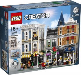 LEGO-Creator-Assembly-Square-10255 on sale