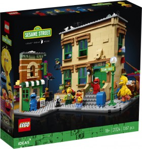 LEGO-Ideas-123-Sesame-Street-21324 on sale