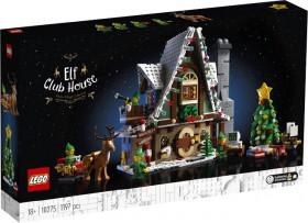 LEGO-Elf-Club-House-10275 on sale