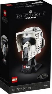 LEGO-Star-Wars-Scout-Trooper-Helmet-75305 on sale