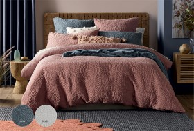 Koo-Sadie-Stone-Washed-Quilted-Duvet-Cover-Set on sale