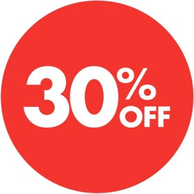30-off-All-Bins on sale