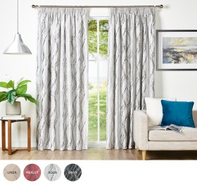 30-off-Strand-Lined-Pencil-Pleat-Curtains on sale