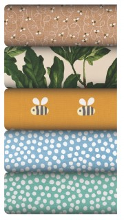 Printed-Cotton-Drill-Duck on sale