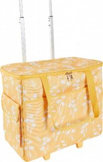 Semco-Yellow-Sewing-Machine-Trolley-Bag on sale