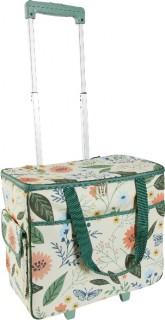 Semco-Green-Sewing-Machine-Trolley-Bag on sale