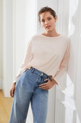 Emerge-Organic-Cotton-Long-Sleeve-Tee on sale