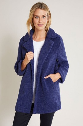 Urban-Plush-Jacket on sale