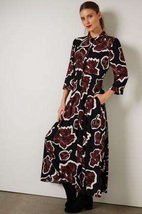 Grace-Hill-Concealed-Placket-Shirt-Dress on sale