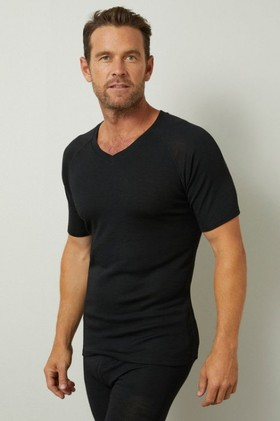 Isobar-Mens-Thermal-Short-Sleeve-Tee on sale