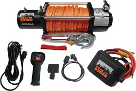 Ridge-Ryder-12000lb-12V-Electric-Winch on sale