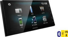 NEW-Kenwood-68-Touch-Screen-Media-Player-with-Bluetooth on sale