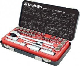 ToolPRO-40-Piece-Socket-Set on sale