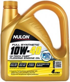 Nulon-Hi-Tech-Fast-Flowing-10W-40-4L on sale