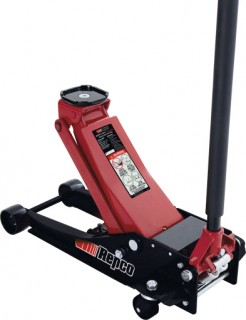 Repco-2500kg-Foot-Pump-Operation-Garage-Jack on sale