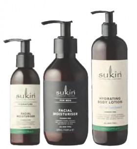 3-for-2-Selected-Sukin-Range on sale