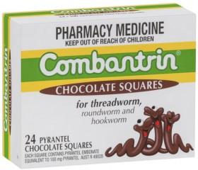 Combantrin-24-Chocolate-Squares on sale