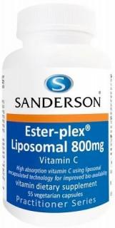 Sanderson-Ester-Plex-Liposomal-55-Capsules on sale