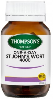 Thompsons-1-A-Day-St-Johns-Wort-60-Tablets on sale