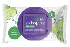 Swisspers-Cucumber-Facial-Wipes-25-Pack on sale