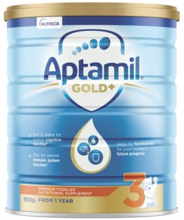Aptamil-Gold-Stage-3-Toddler-From-1-Year-900g on sale
