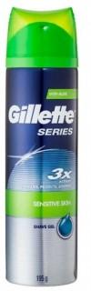 Gillette-Series-Sensitive-Skin-Shave-Gel-195g on sale